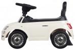Sun Baby pealeistutav auto Fiat 500 valge