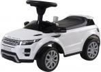 Sun Baby pealeistutav auto Range Rover Evoque valge