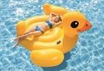 Suur pealeistutav ujumisrõngas Part XXL