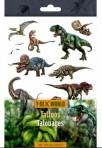 T-Rex tätoveeringud UUS!