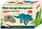 T-Rex World mini väljakaevamiskomplekt, Triceratops