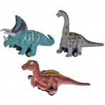 T-Rex World veerev Dinosaurus