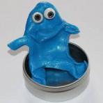 Tark plastiliin Elukas sinine