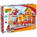 Unico ehitusklotsid 96 osa