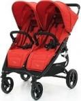 Valco Baby kaksikute kergkäru Snap Duo Fire Red