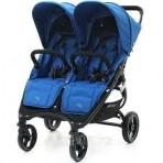 Valco Baby kaksikute kergkäru Snap Duo Ocean Blue