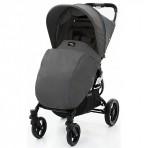 Valco Baby jalutuskäru Snap ja Snap 4 jalakate Dove Grey