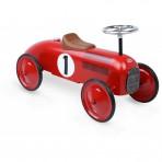 Vilac metallist pealeistutav auto punane