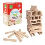 Vilac puidust ehitusklotsid 100tk