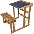 Vilac puidust koolilaud-tahvel