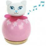 Vilac puidust muusikatoos kass