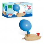 Vilac puidust Paat õhupalliga