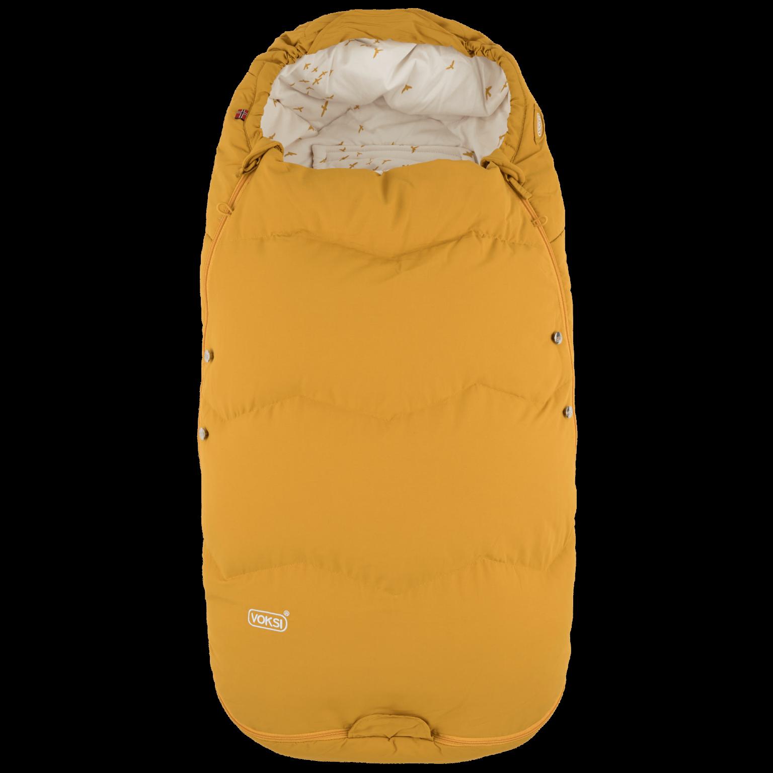Voksi soojakott Explorer Golden Yellow Flying 2020