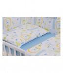 Beebi voodipesukomplekt Blue Jacadi