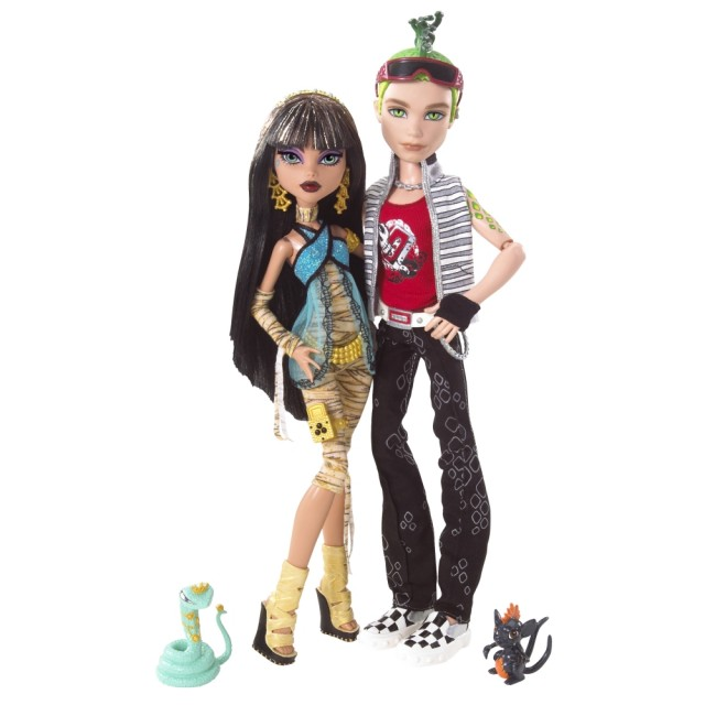 214526d4363 Monster High nukud ja temaatilised mänguasjad